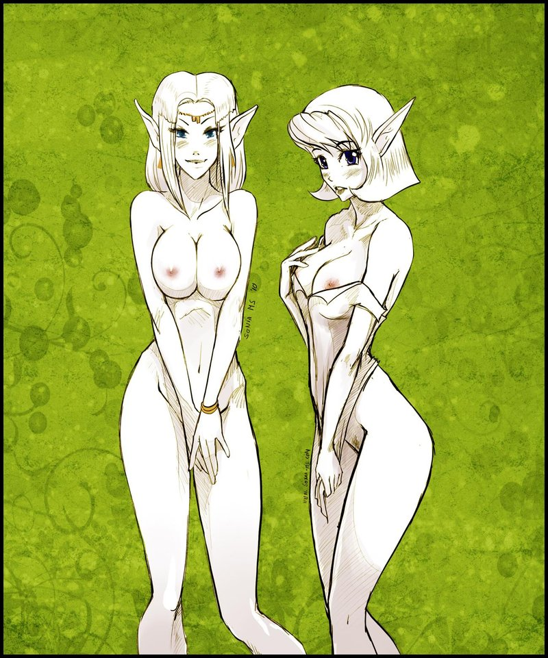 loz a to past the link Popo and nana ice climbers