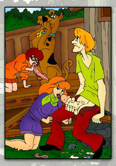 mystery doo angel scooby incorporated As told by ginger xxx