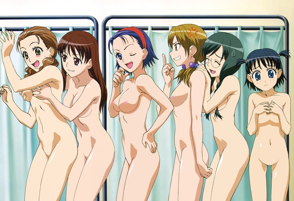 and sleeping anime boy girl Maken ki season 2 uncensored