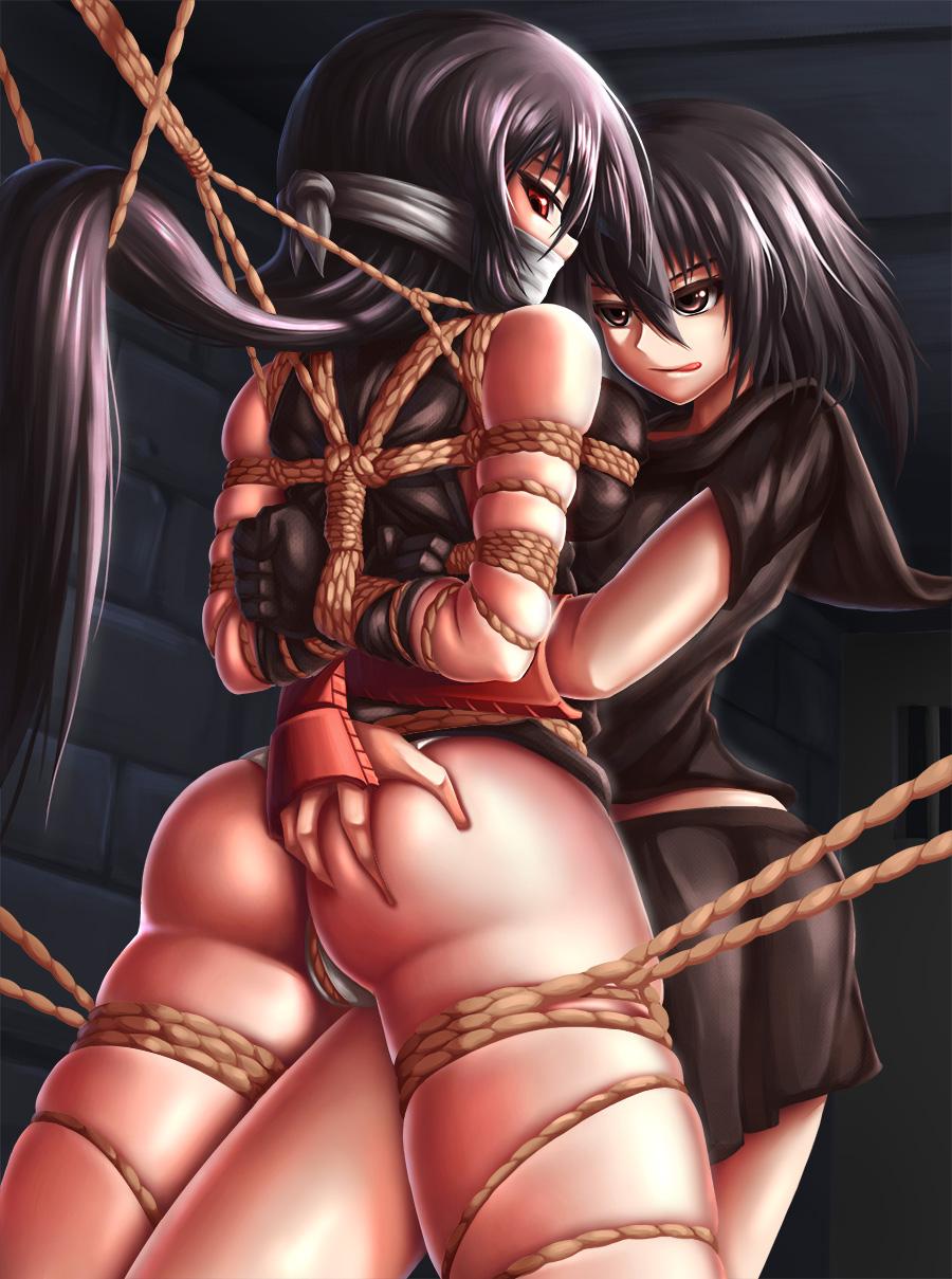 ga kill akame girl characters Sisters of fate god of war 2