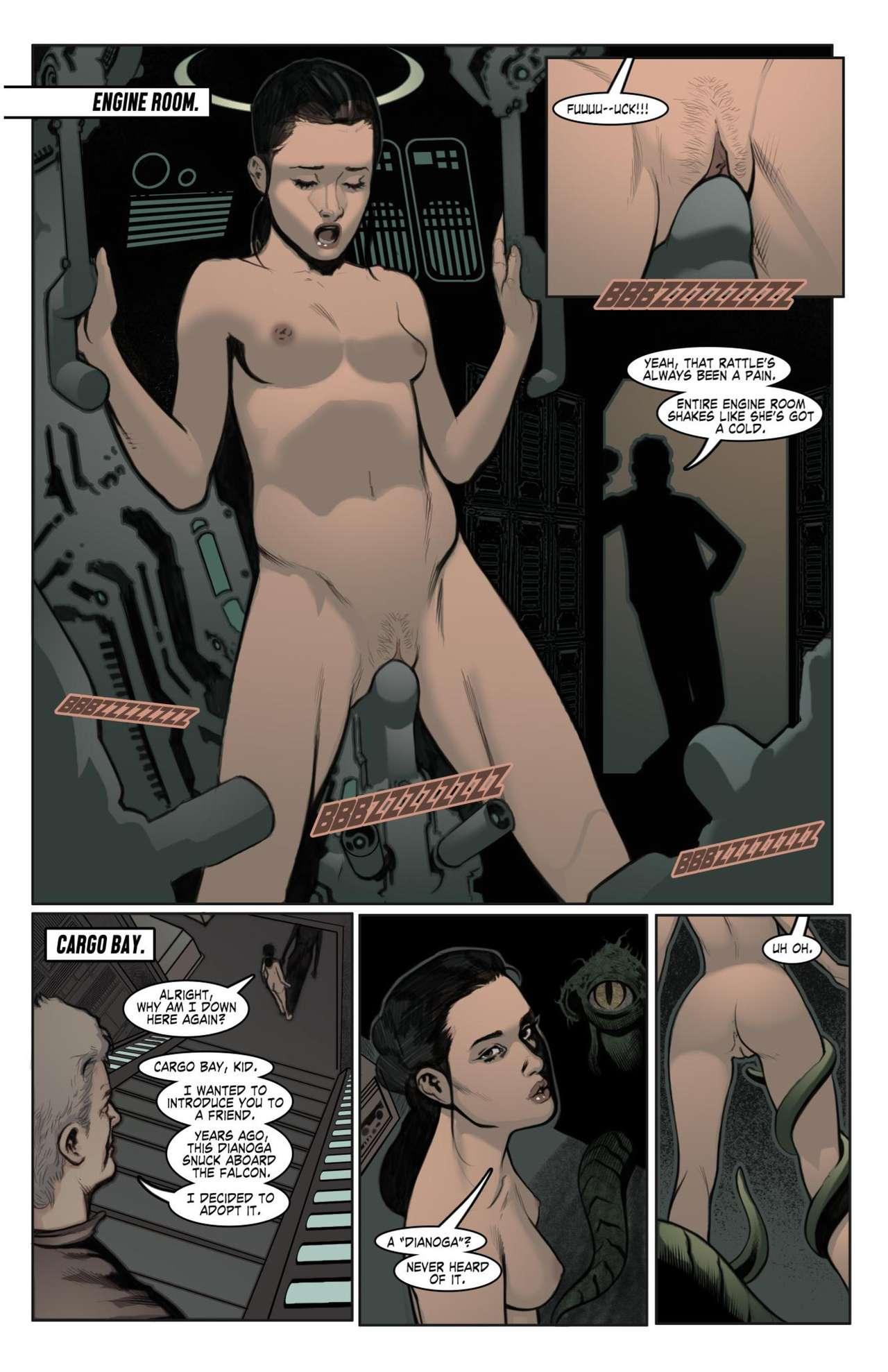 wars the awakens star force naked Xxx 1 boy 1 girl