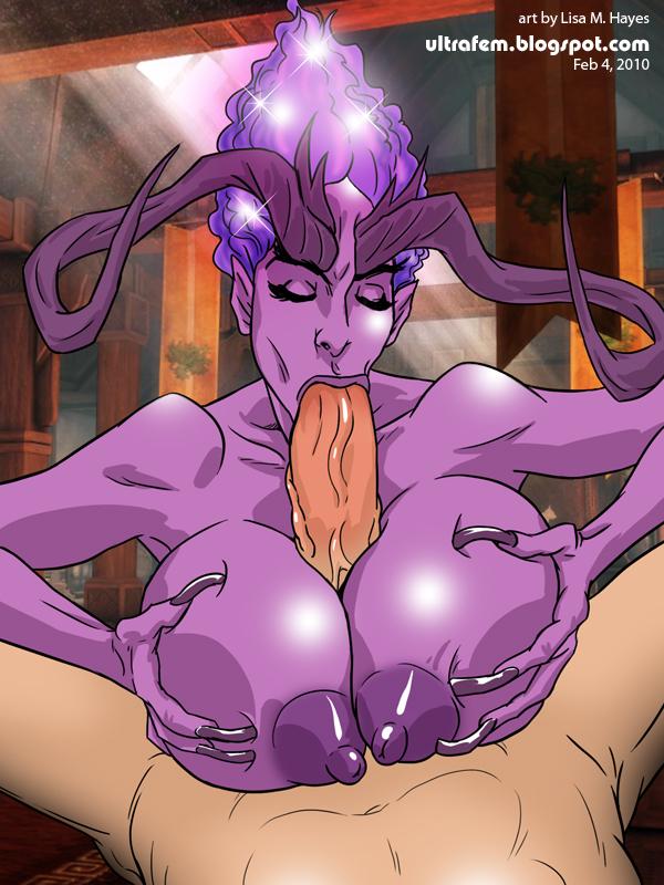 desire dragon age demon origins Hitomi-chan wa hito mishiri