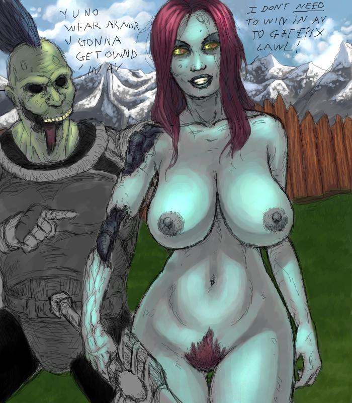 d&d armor bone Rule 63 legend of zelda