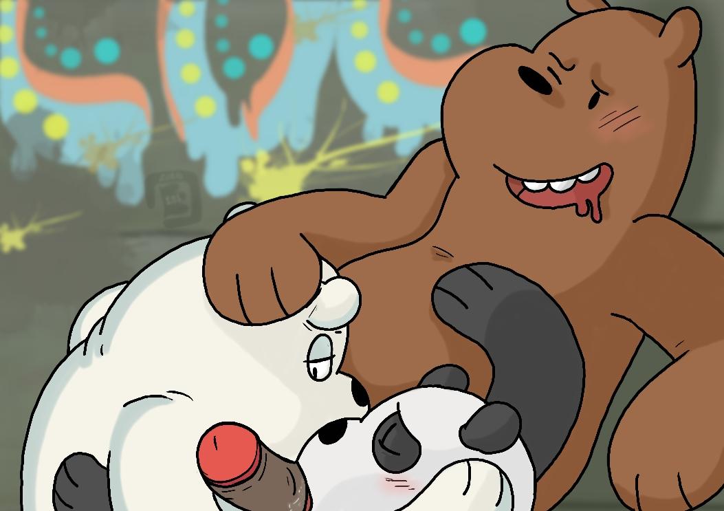 bare charlie on bears we Zhan_jian_shao_nyu