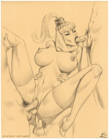 i boobies comic dream of Black lagoon roberta and garcia