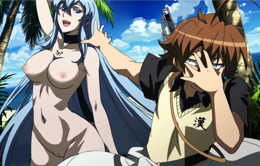 akame ga kill hentai chelsea Sonic the werehog and tails the werefox