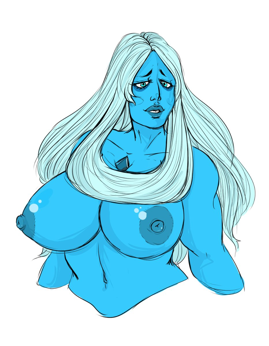universe blue and steven diamond yellow Kore wa zombie desu ka sarasvati