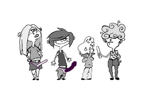 n sarah edd ed eddy Tails and cosmo have sex