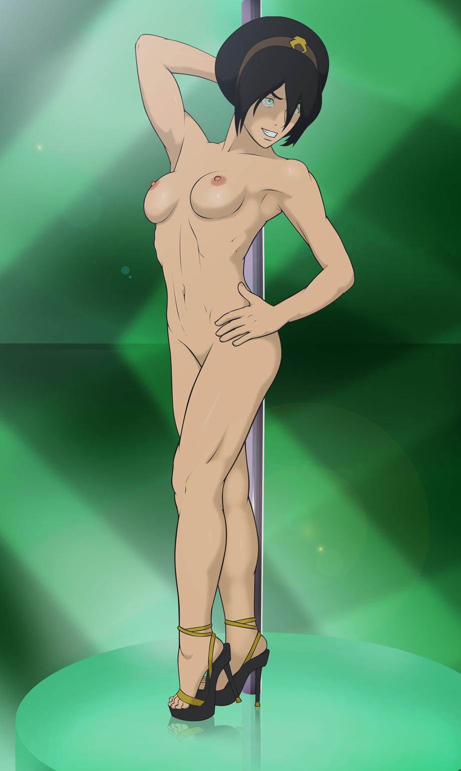 of legend varrick the korra The loud house lori naked