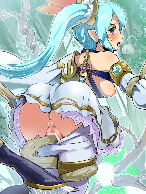 hentai legend fi zelda of Boku ga tenshi ni natta wake