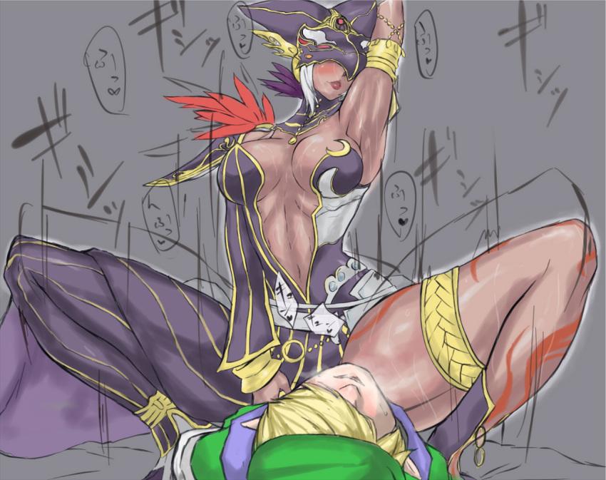 of legend porn zelda futa Anjanath armor monster hunter world
