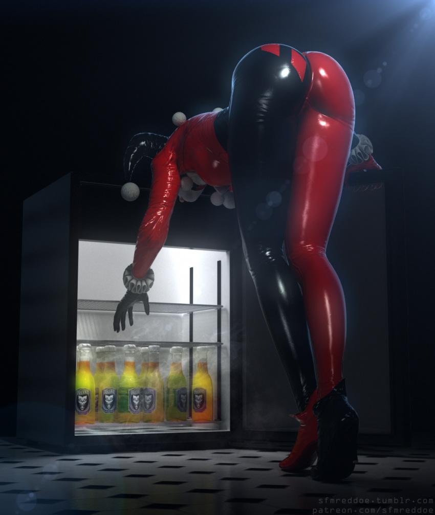 batman knight porn harley arkham quinn Madonna kanjuku body collection the animation