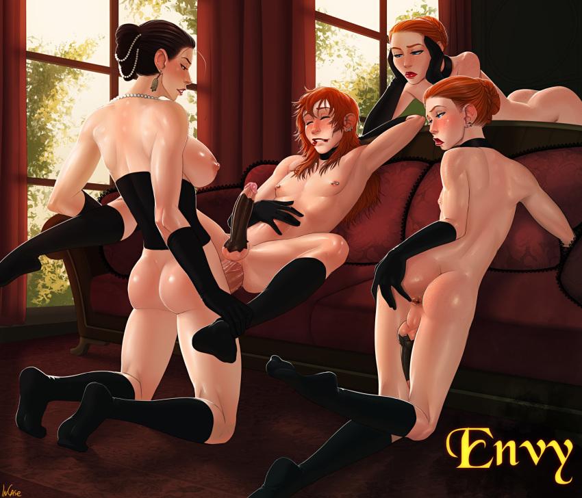 sins naked elizabeth seven deadly Senpai no yume wo minai