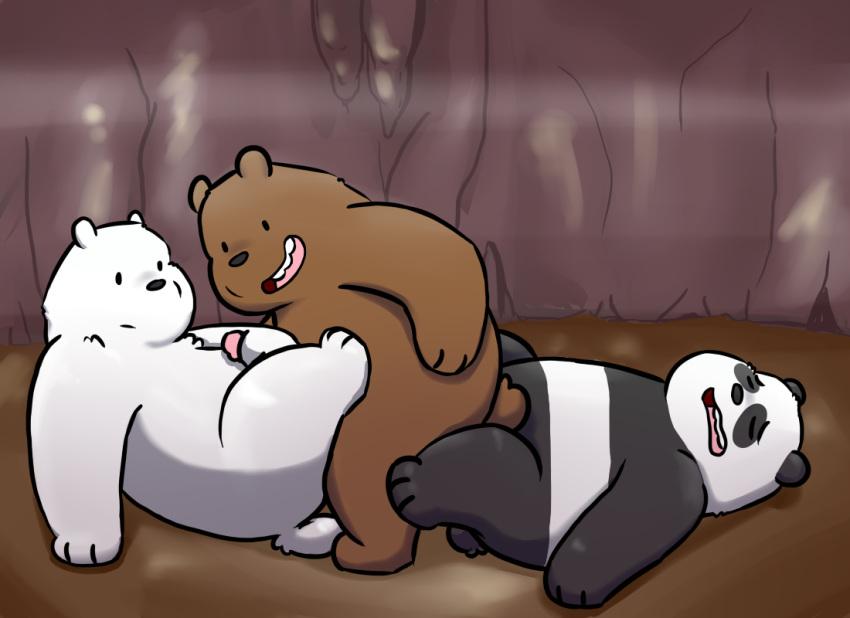 charlie bare we bears on Seirei tsukai no blade dance
