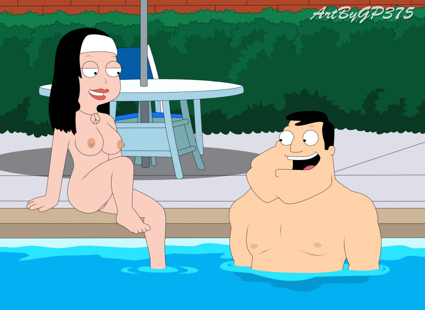past american of dad christmas ghost King of the hill cartoon porn