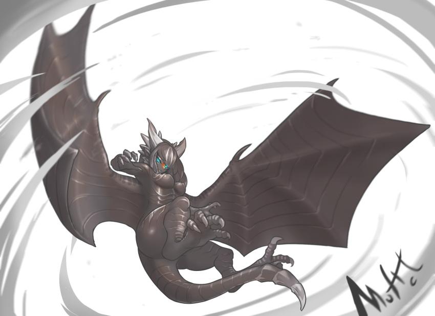 monster kushala daora hunter armor Gloves of the blind stalker