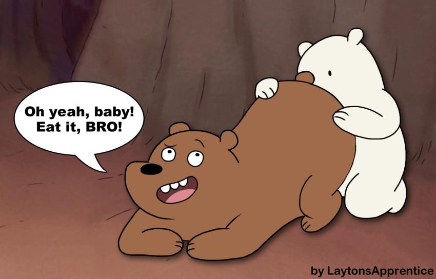 on bears bare we charlie Monkey d luffy