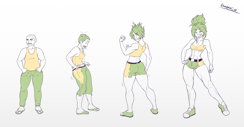 female transformation to male anime My little pony as humans porn