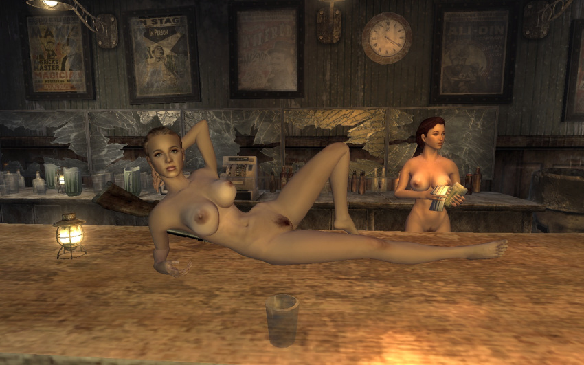 new pretty fallout vegas sarah Sheriff blubs and deputy durland gay
