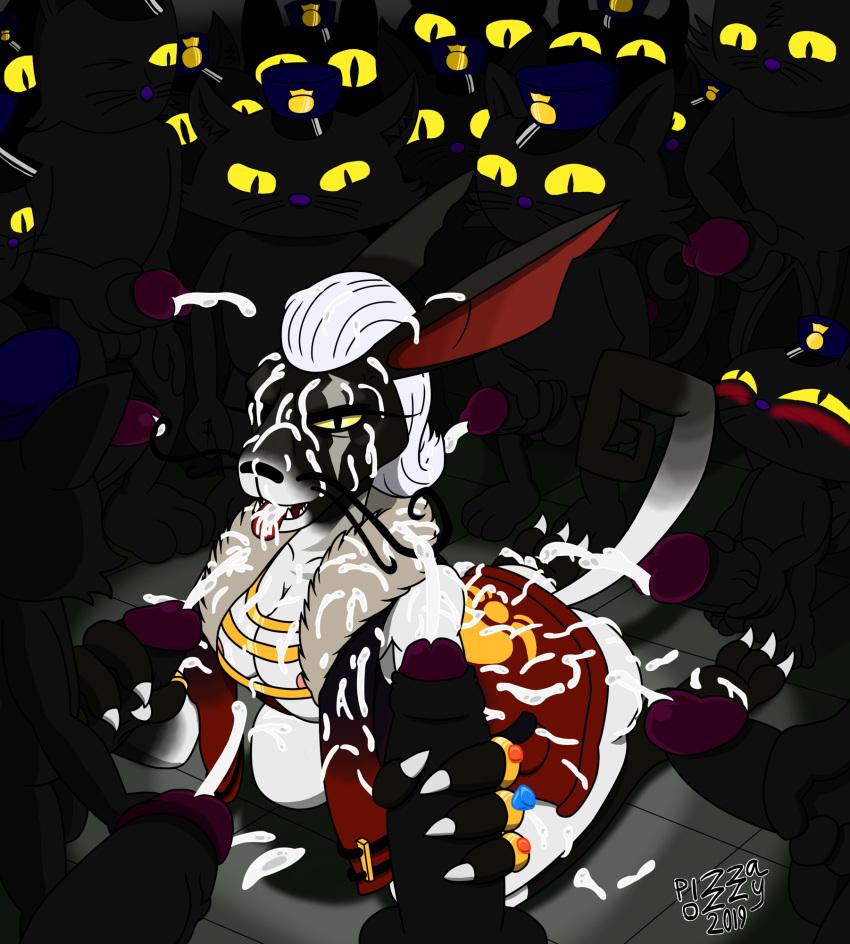 hat a time in smug Merlin nanatsu no taizai gif