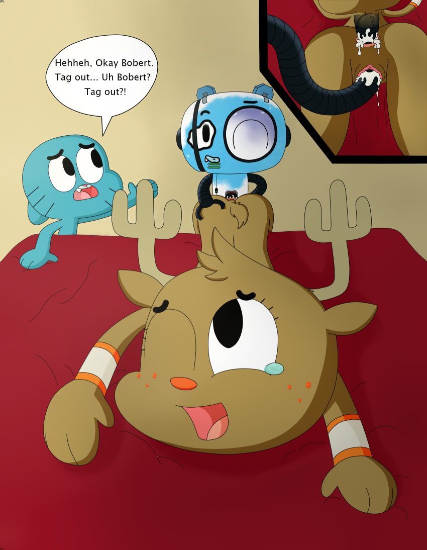 gumball amazing naked penny world the of Re:maid full game