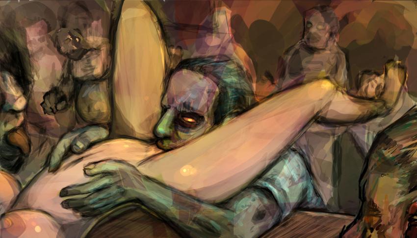 leia did have sex jabba with Amnesia the dark descent servant grunt