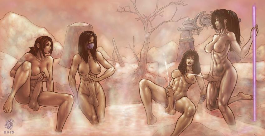 gif mortal kombat mileena porn Xenoblade chronicles 2 morag blades