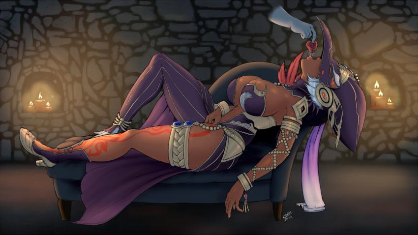 hentai legend of zelda fi Bust a groove kitty n