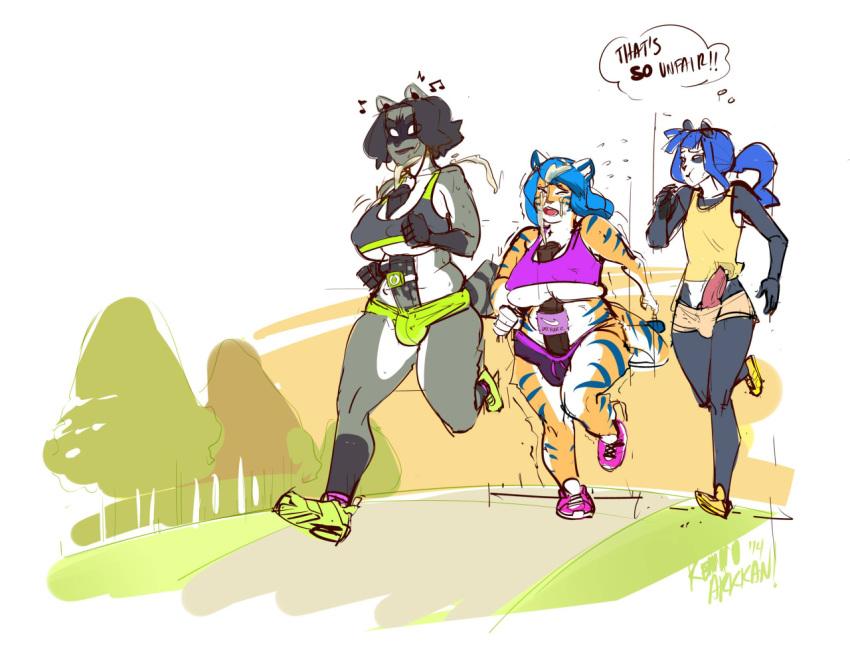 ruff fetch ruffman blossom with Earth-chan