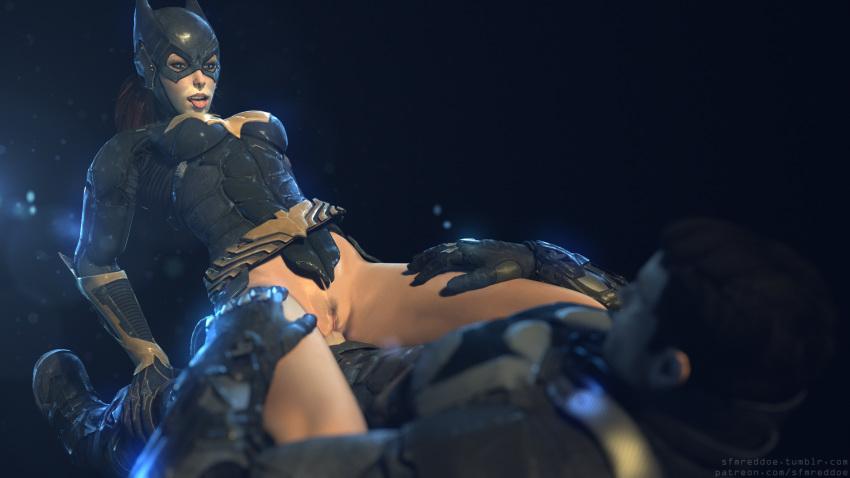 sexy arkham barbara_gordon knight City of heroes sister psyche