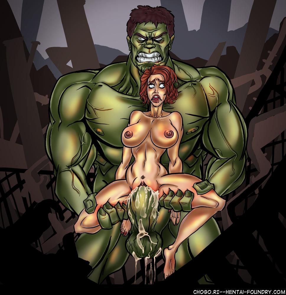 black hulk and widow xxx Ore wo suki nano wa omae dake ka yo reddit