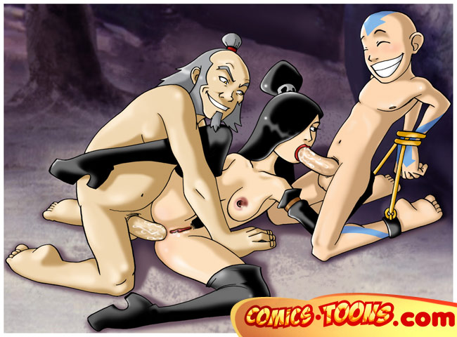last avatar airbender nude the Living with hipstergirl and gamergirl english version
