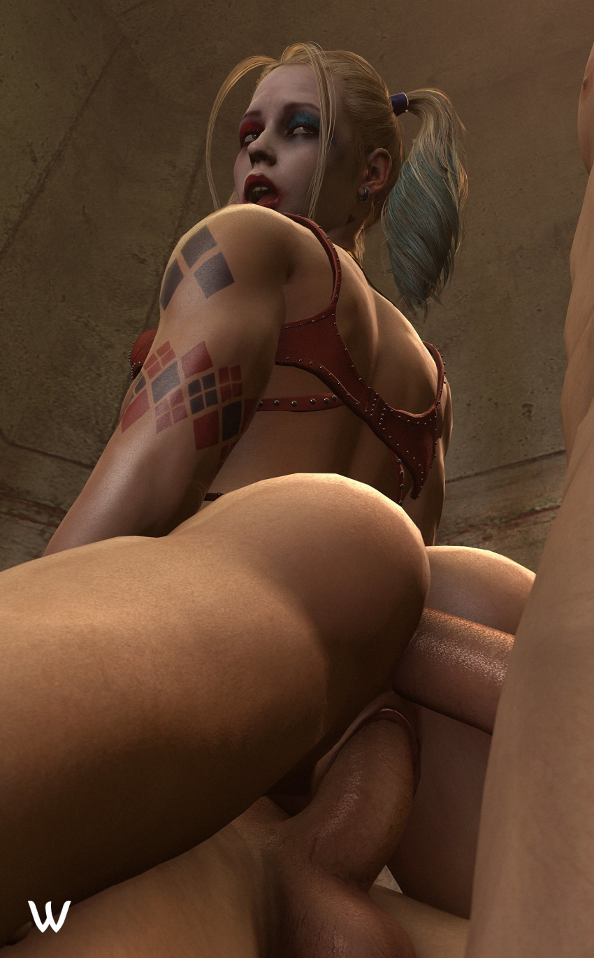 nude poison quinn and ivy harley Avatar the last airbender mei