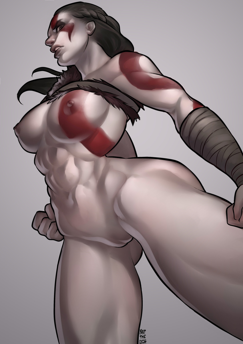 nude 3 war god of Ai the somnium files boss